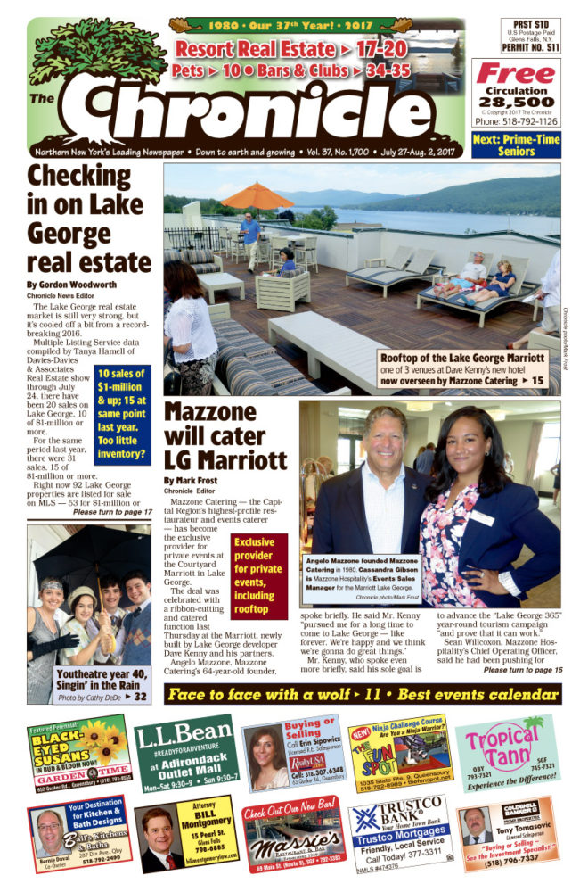 Our July 27 issue