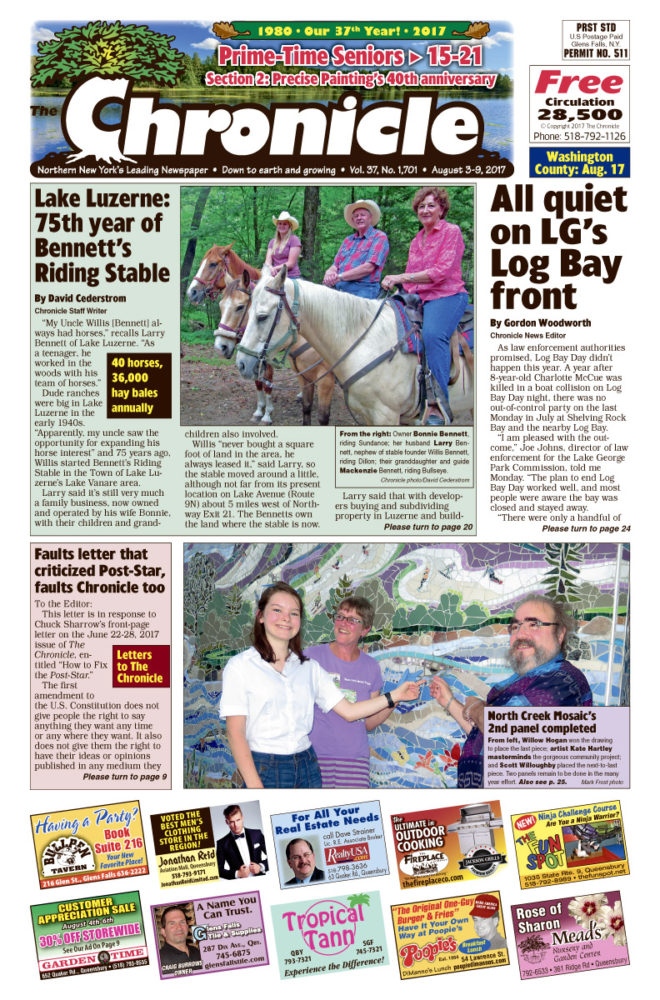 Our August 3 issue