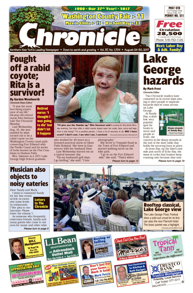 Our August 24 issue