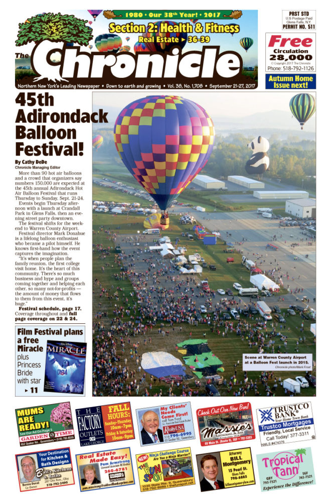 Our September 21 issue