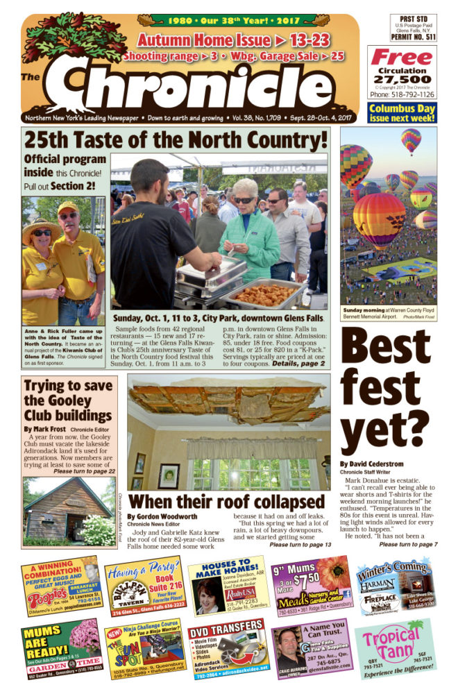 Our September 28 issue