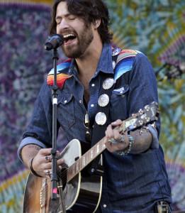 Austin Webb, Sunday's headliner, has massic country music star power. Chronicle photo/Andrzej Pilarczyk