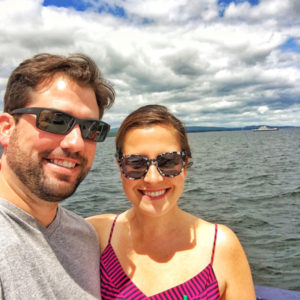 Matt Manda and Elise Stefanik
