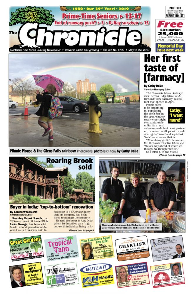 Our May 16 issue
